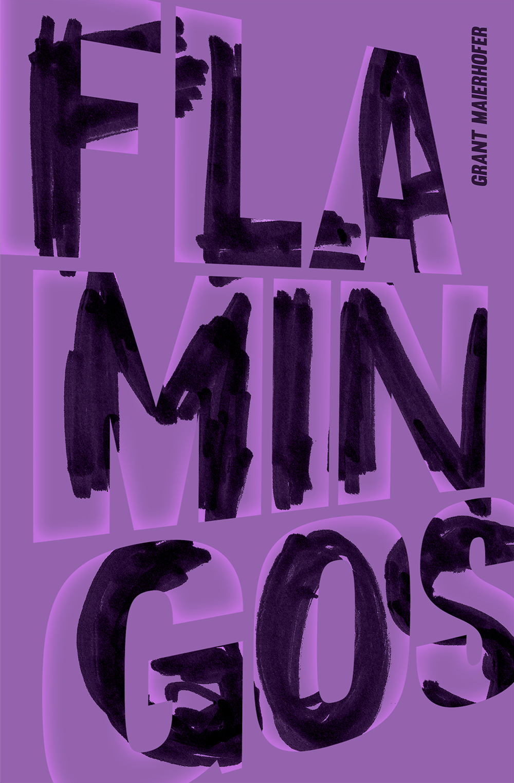 Mario Dzurila Flamingos Book Cover AIGA 50 Books 50 Covers 2016 Grant Maierhofer