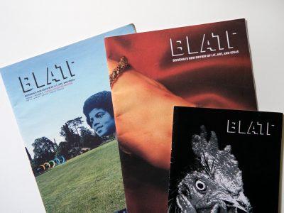 BLATT Magazine