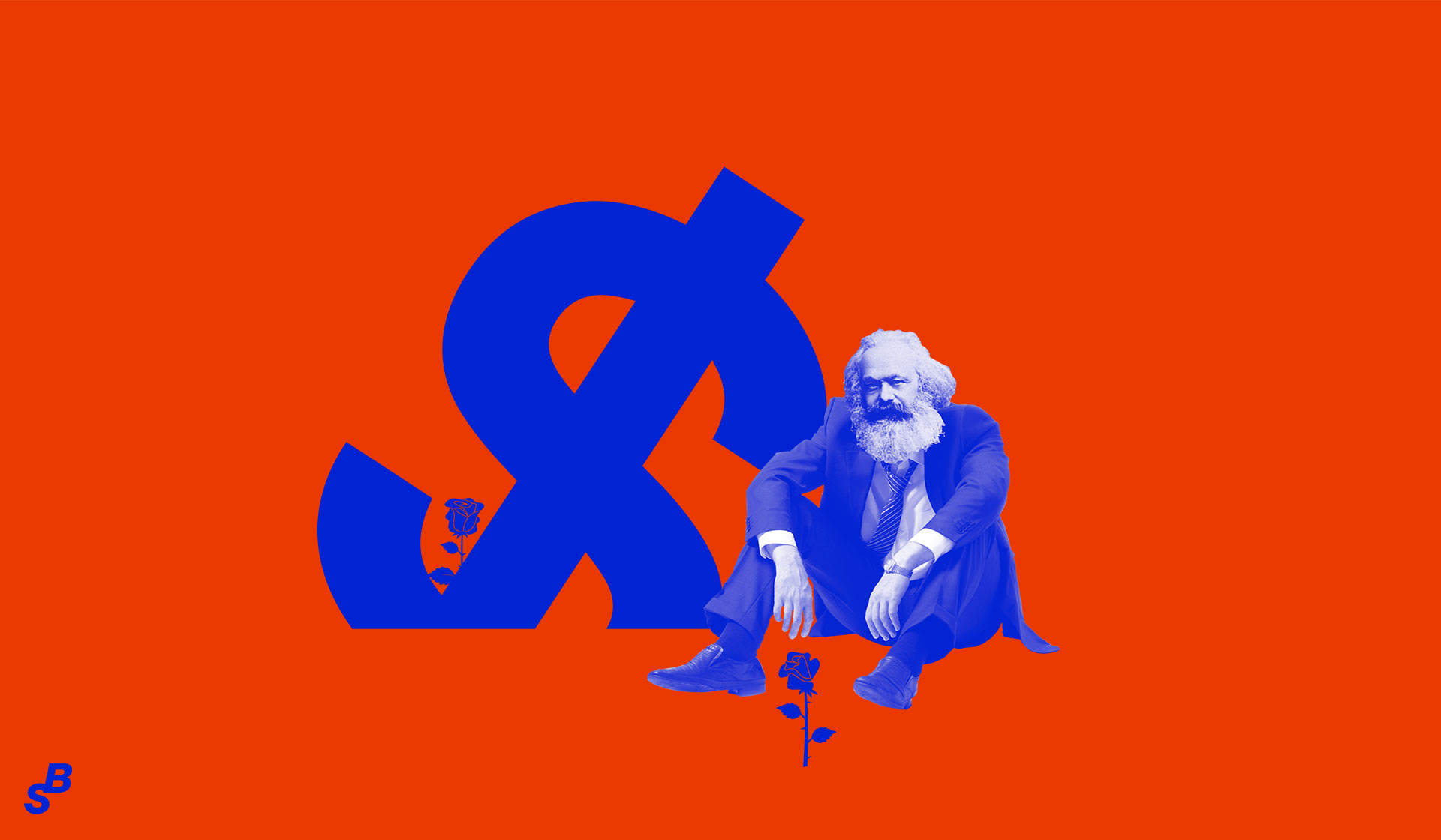 Mario Dzurila Illustration Future Trends Karl Marx Unemployment left wing political