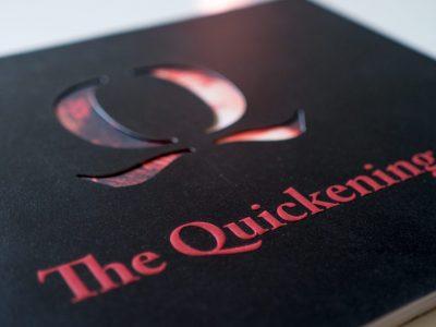 The Quickening – Sue de Beer