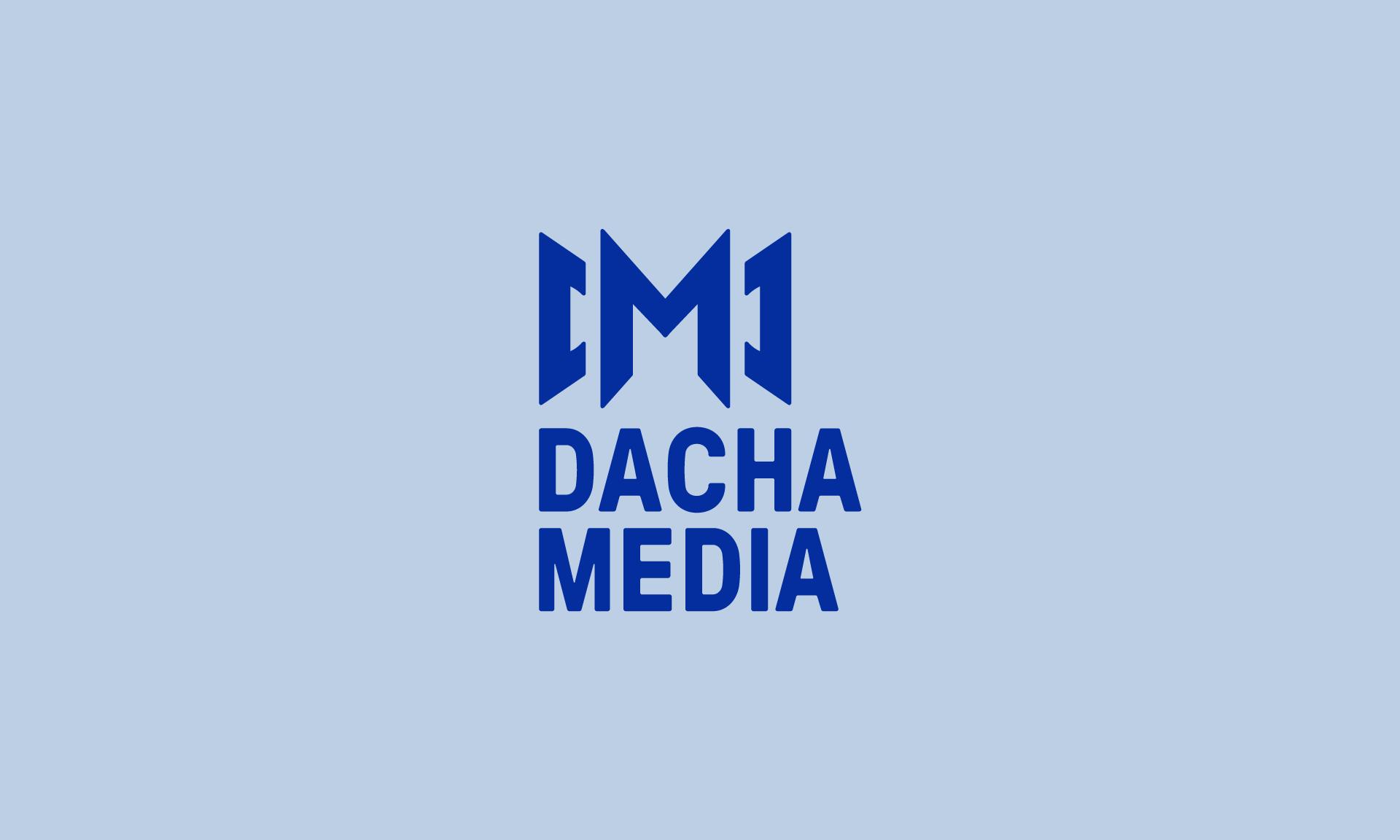 Dacha Media Mario Dzurila Startling Brands Logo Design Visual Identity