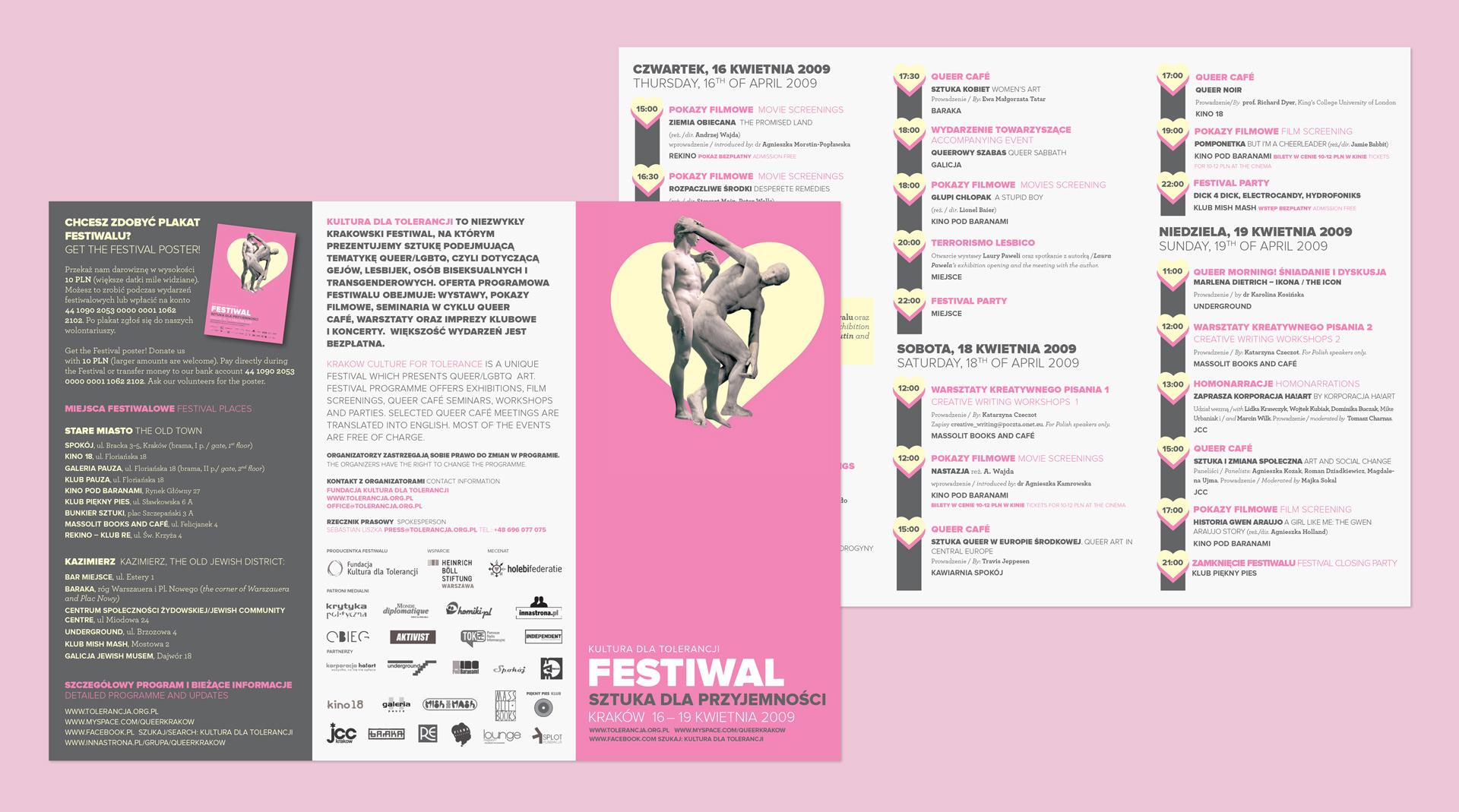Mario Dzurila Festival Identity Krakow Cracow Culture Tolerance Movie Art Queer